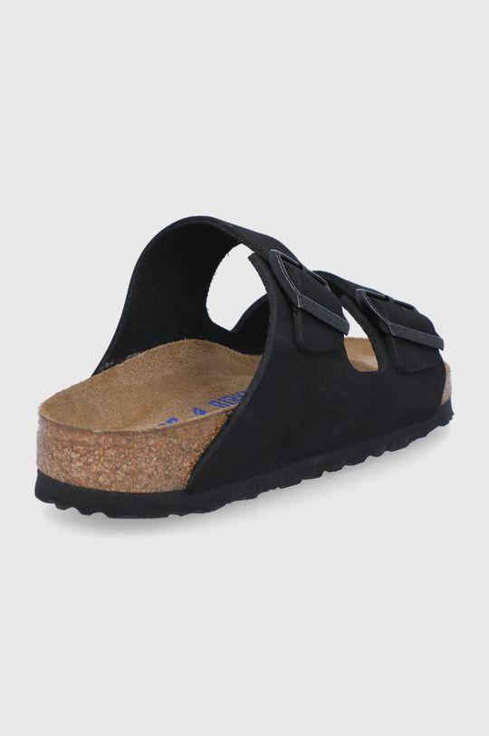 Birkenstock - Kožené pantofle ARIZONA  Svršek: Přírodní kůže Podrážka: Umělá hmota Vložka: Přírodní kůže