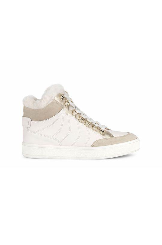 alb Geox - Pantofi De femei