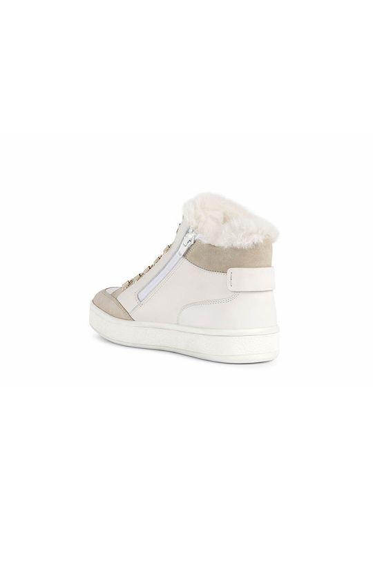 Geox - Pantofi  Gamba: Piele naturala Interiorul: Material textil Talpa: Material sintetic