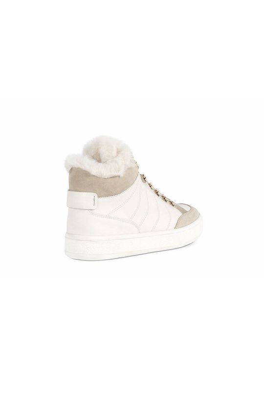 alb Geox - Pantofi