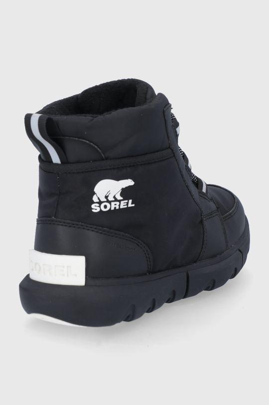Sorel - Śniegowce Explorer II Carnival Sport WP Cholewka: Materiał syntetyczny, Materiał tekstylny, Wnętrze: Materiał tekstylny, Podeszwa: Materiał syntetyczny