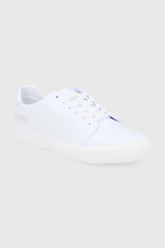 Lauren Ralph Lauren - Buty biały
