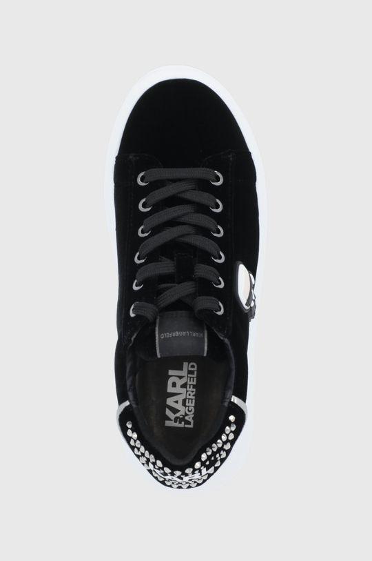 czarny Karl Lagerfeld - Buty Kapri