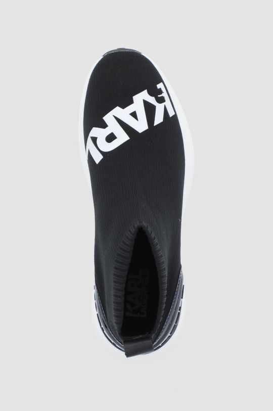 czarny Karl Lagerfeld - Buty