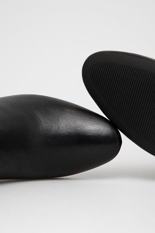 negru Lauren Ralph Lauren - Ghete de piele