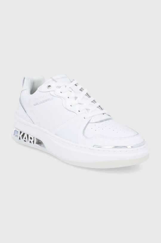 Karl Lagerfeld - Buty Elektra biały