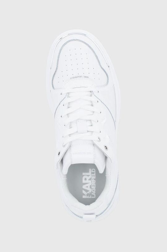 biały Karl Lagerfeld - Buty Elektra