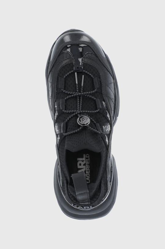 czarny Karl Lagerfeld - Buty Gemini