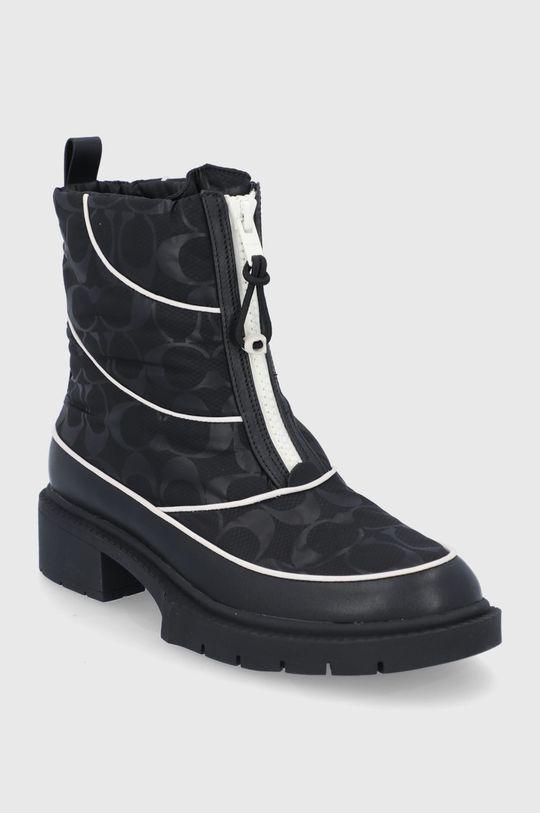 Coach - Śniegowce czarny