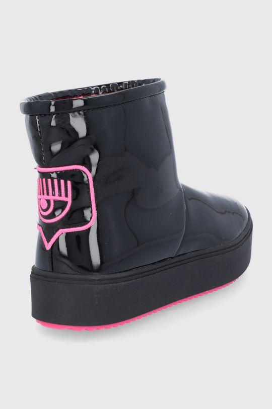 Chiara Ferragni - Cizme de iarna Ankle Boot  Gamba: Material sintetic Interiorul: Material textil Talpa: Material sintetic