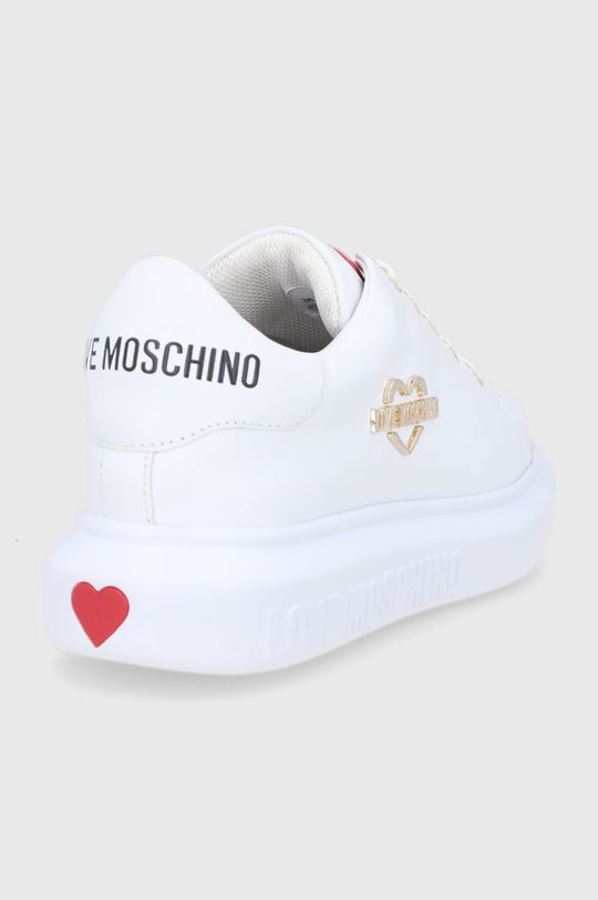 Love Moschino - Boty  Svršek: Umělá hmota Vnitřek: Textilní materiál Podrážka: Umělá hmota