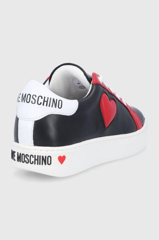 Love Moschino - Boty  Svršek: Umělá hmota Vnitřek: Umělá hmota, Textilní materiál Podrážka: Umělá hmota