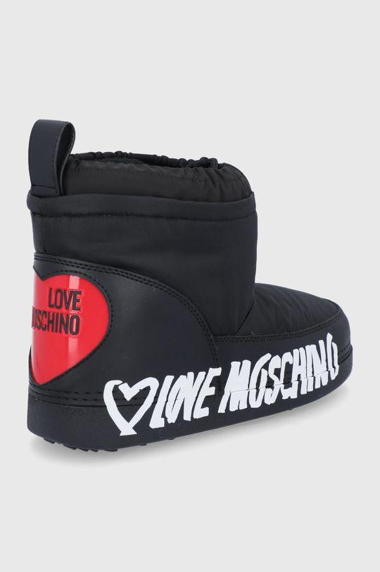 Love Moschino - Cizme de iarna negru