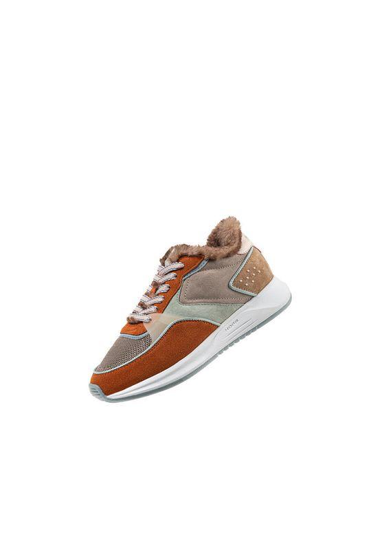 Hoff - Pantofi BALTIC TRIANGLE  Gamba: Material textil, Piele intoarsa Interiorul: Material textil Talpa: Material sintetic