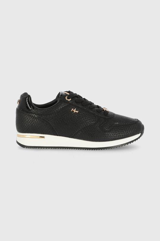 czarny Mexx - Buty Sneaker Eke Damski