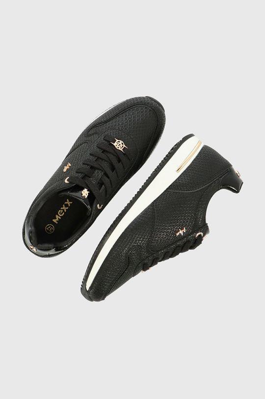 Mexx - Buty Sneaker Eke Cholewka: Materiał syntetyczny, Wnętrze: Materiał tekstylny, Skóra naturalna, Podeszwa: Materiał syntetyczny