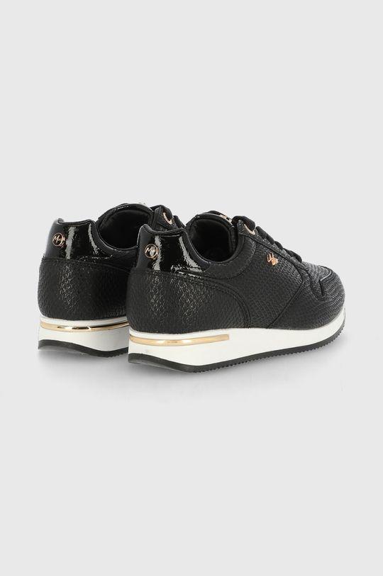 czarny Mexx - Buty Sneaker Eke