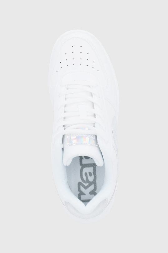 biały Kappa - Buty Bash