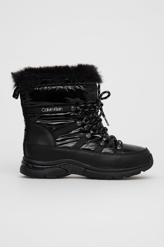 czarny Calvin Klein - Śniegowce Damski
