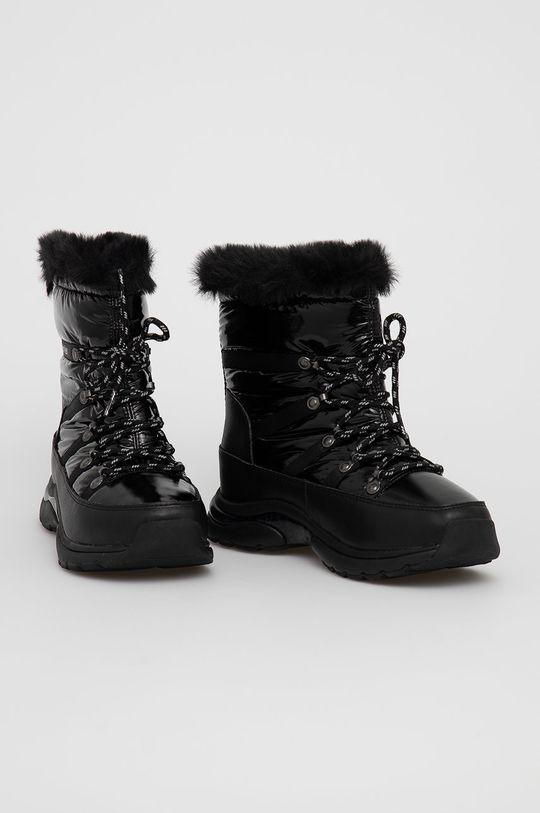 Calvin Klein - Śniegowce czarny