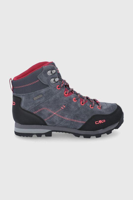 szary CMP - Buty Alcor Mid WMN Trekking Shoe Damski