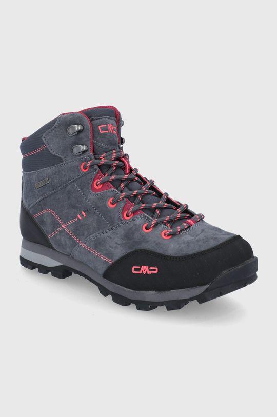 CMP - Buty Alcor Mid WMN Trekking Shoe szary
