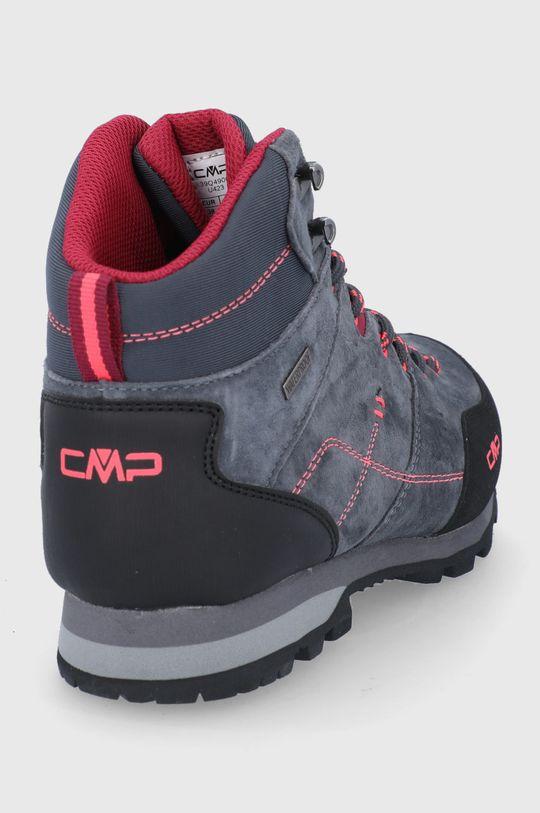 CMP - Buty Alcor Mid WMN Trekking Shoe Cholewka: Materiał syntetyczny, Skóra zamszowa, Wnętrze: Materiał tekstylny, Podeszwa: Materiał syntetyczny