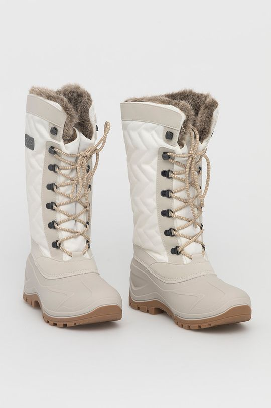 CMP - Śniegowce Nietos kremowy