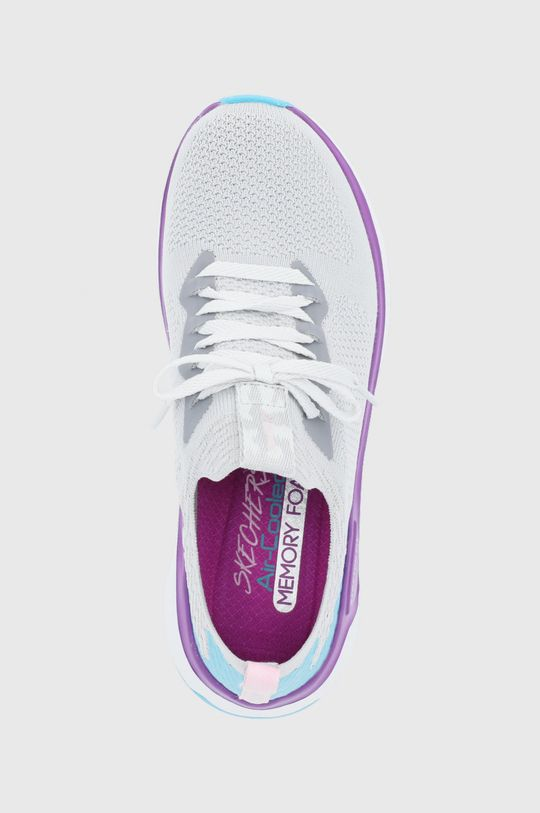gri deschis Skechers - Pantofi