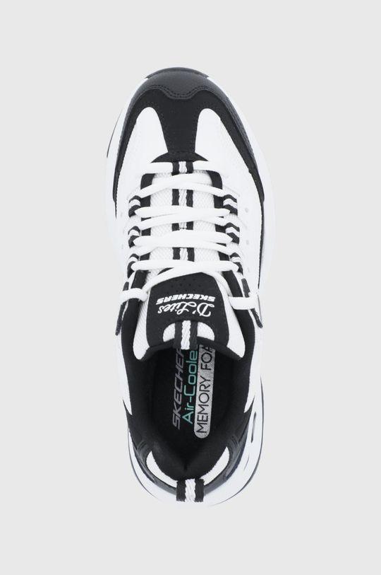 biały Skechers - Buty