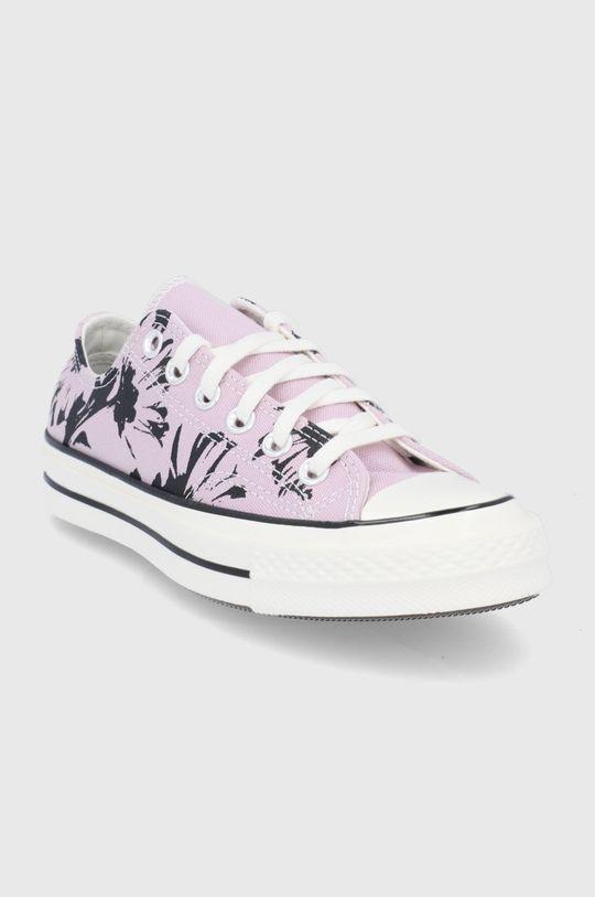 Converse - Tenisówki brudny róż
