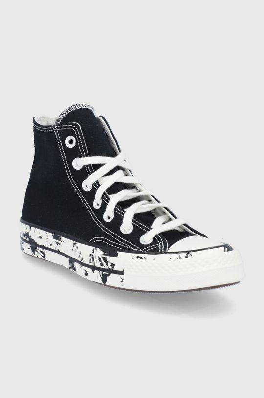 Converse - Trampki czarny