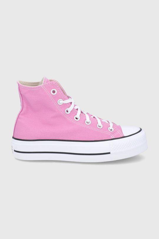 roz murdar Converse - Tenisi De femei