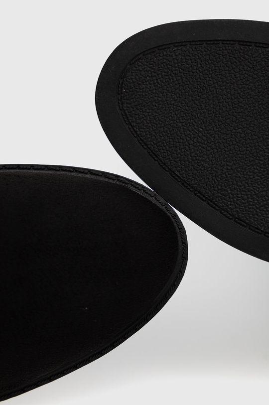 czarny Truffle Collection - Kozaki