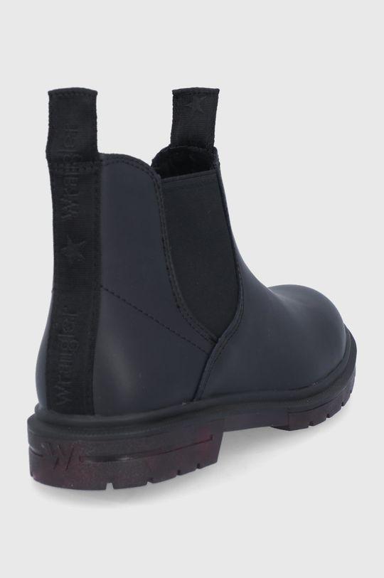 Wrangler - Δερμάτινες μπότες Τσέλσι  Πάνω μέρος: Επικαλυμμένο δέρμα Εσωτερικό: Υφαντικό υλικό Σόλα: Συνθετικό ύφασμα