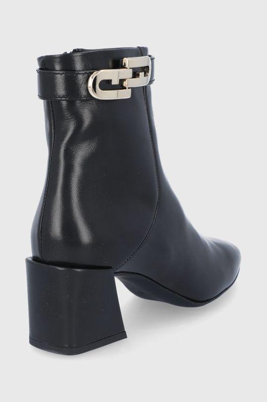 Furla - Kožené členkové topánky Chain  Zvršok: Prírodná koža Vnútro: Textil, Prírodná koža Podrážka: Syntetická látka
