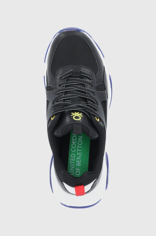 czarny United Colors of Benetton - Buty