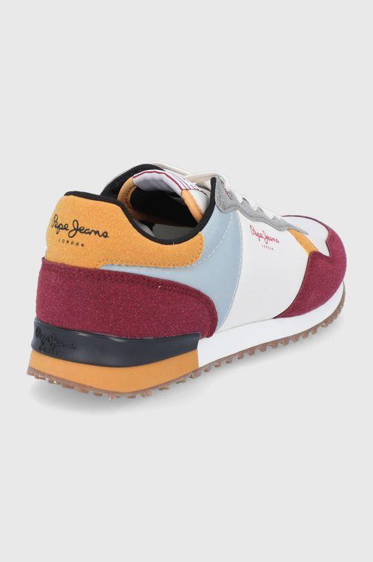 Pepe Jeans - Pantofi Archie City  Gamba: Material sintetic, Material textil Interiorul: Material textil Talpa: Material sintetic
