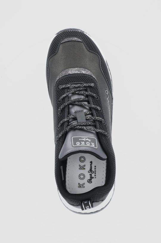 czarny Pepe Jeans - Buty Koko Mika