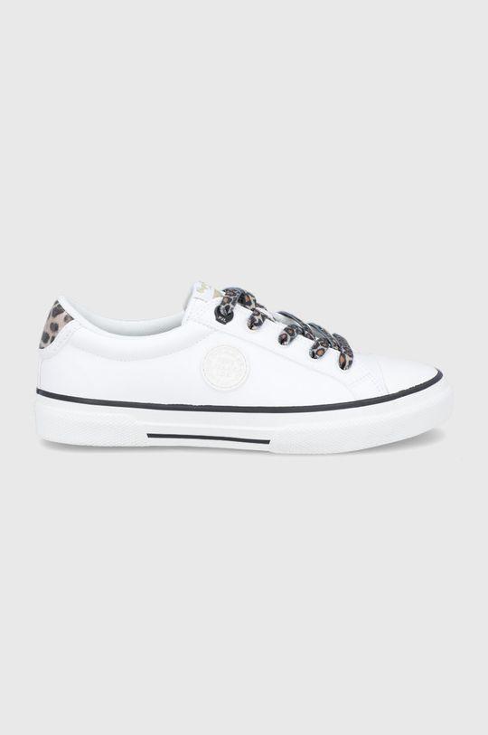 biały Pepe Jeans - Tenisówki Kenton Patty Damski