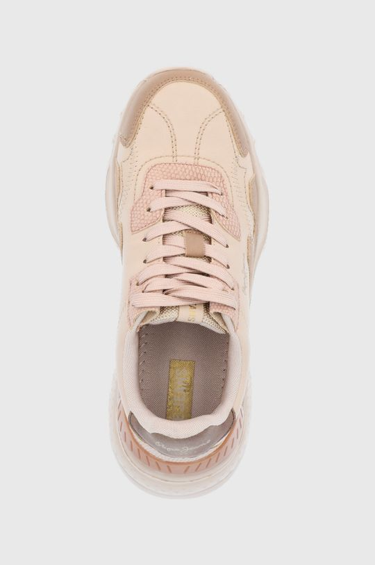 beżowy Pepe Jeans - Buty Eccles Rose
