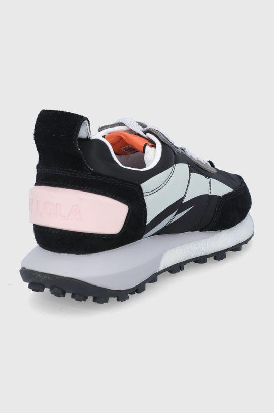 BIMBA Y LOLA - Pantofi  Gamba: Material textil, Piele intoarsa Interiorul: Material textil Talpa: Material sintetic
