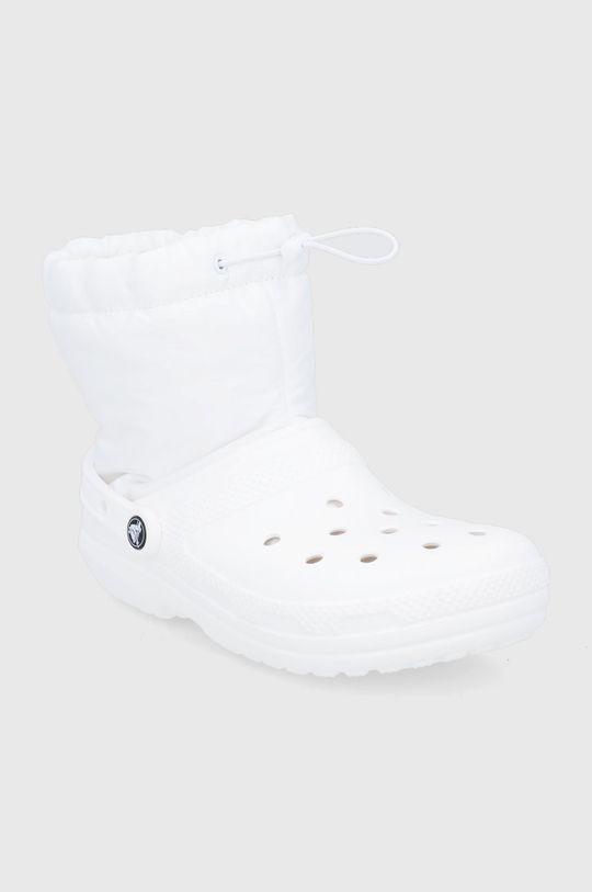 Crocs - Śniegowce biały