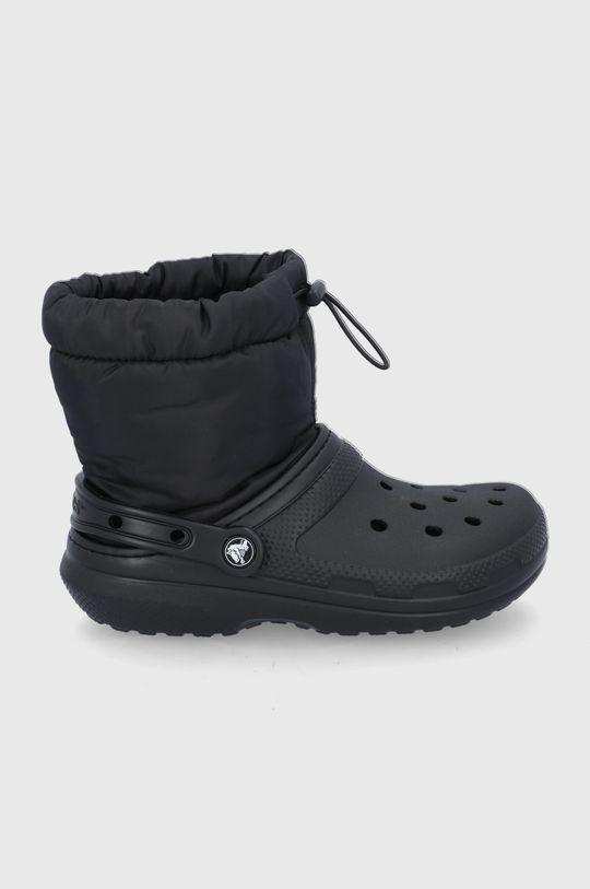 czarny Crocs - Śniegowce Damski