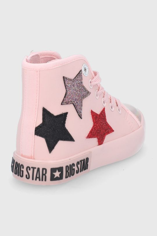 Big Star - Trampki dziecięce Cholewka: Materiał syntetyczny, Wnętrze: Materiał tekstylny, Podeszwa: Materiał syntetyczny
