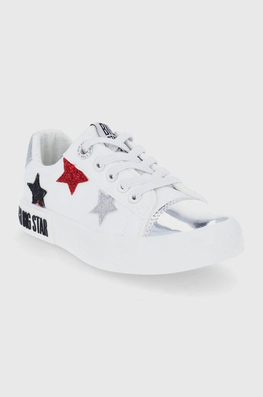 Big Star - Trampki dziecięce biały