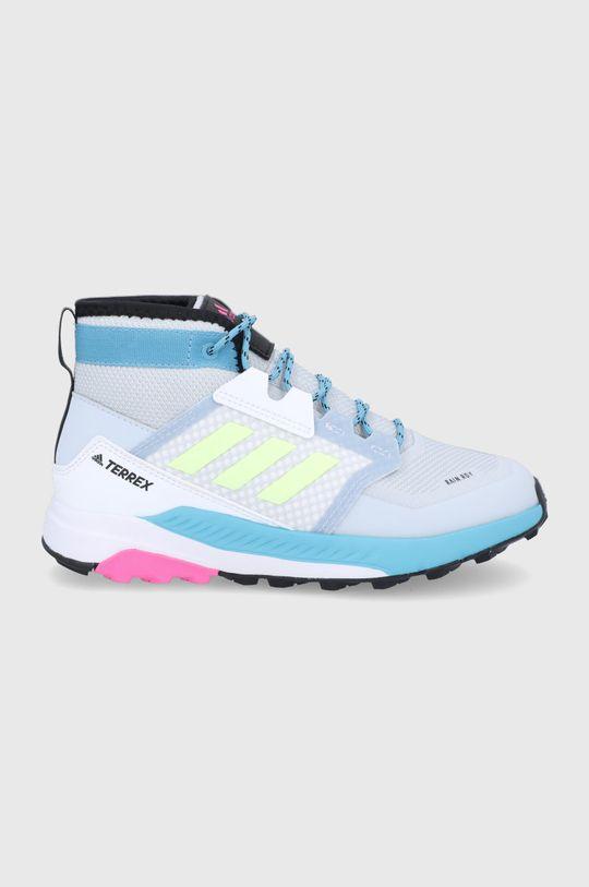 světle modrá adidas Performance - Dětské boty Terrex Trailmaker Dívčí