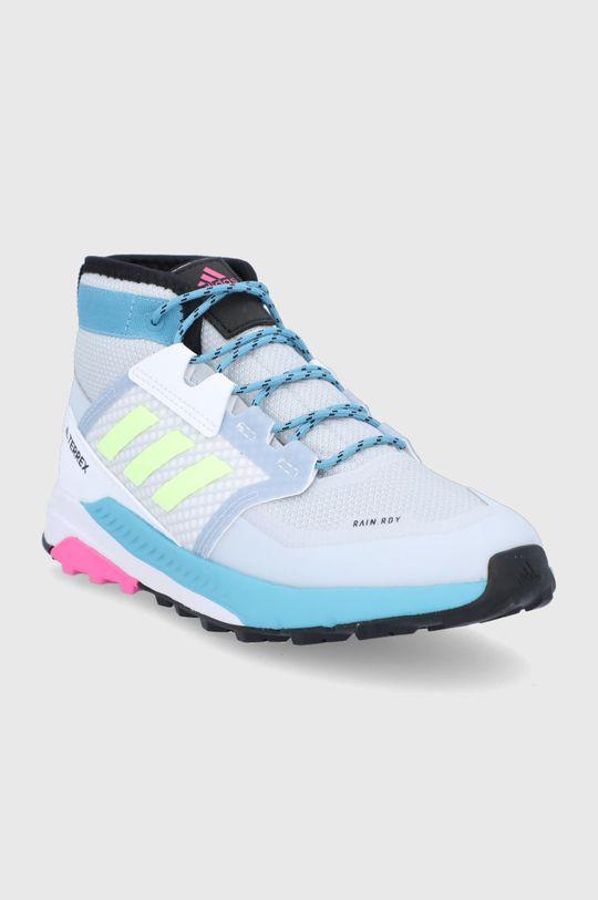 adidas Performance - Dětské boty Terrex Trailmaker světle modrá