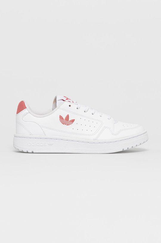 fehér adidas Originals - Gyerek cipő NY 90 Lány