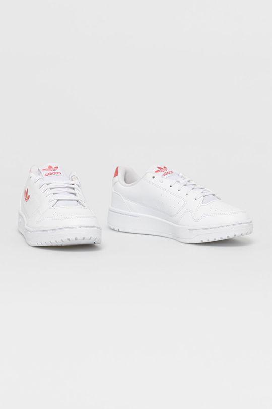 adidas Originals - Gyerek cipő NY 90 fehér